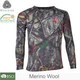 Service OEM Mens shirt camo de chasse