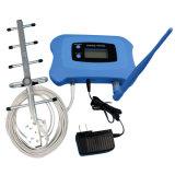 Trabajo del aumentador de presión/del repetidor/del amplificador de la señal del teléfono móvil de DCS 1800hmz de la alta calidad para 2g 4G