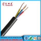 Cable kvv 4x1 mm² Control de plástico