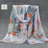 2017 de Nieuwe Sjaal van de Manier van de Sjaal van de Viscose van het Ontwerp Kleurrijke PUNT Afgedrukte