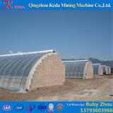 Niedrige Kosten-Plastiktunnel-Gewächshaus für die Landwirtschaft für Verkauf