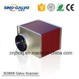 Laser 절단 장비를 위한 Js3808 30mm 가늠구멍 검류계 스캐너