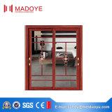Puerta deslizante del surtidor de China del marco de aluminio superior de la oferta