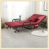 Кровать высокого качества домашняя, складывая конструкции кровати