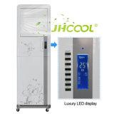 Climatiseur portatif évaporatif électrique de système de refroidissement de ventilateur neuf de stand