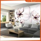 Le vendite calde hanno personalizzato la pittura a olio di disegno 3D del fiore per la decorazione domestica (modello no.: Hx-5-053)