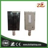 sensore di movimento di alta qualità 30W tutto in un indicatore luminoso solare della via del LED