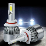 Indicatore luminoso 6000K C6 9005 dell'automobile di Evitek 36W 3800lm LED faro dell'automobile di 9006 H4 LED