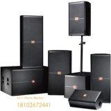 Haut-parleur actif professionnel Actpto haut-parleur audio 12inch 15pouce caisson de basses de 18pouces