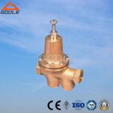 Soupape réduisant la pression en bronze (GA200P)