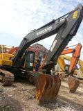 Utilisé Volvo 210 machinerie de construction d'excavateurs, utilisé pour la vente