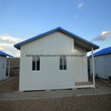 Vorfabriziertes helles Stahlkonstruktion-Mobile-Haus