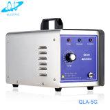 3G/H generador de ozono portátil para la purificación del aire y la esterilización