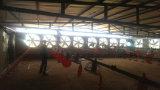 Absaugventilator-lockern industrielles Ventilator-Ventilations-Gewächshaus-Flügelradgebläse-Geflügel auf