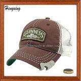 栓抜きの網は野球帽のスポーツの帽子をキャップする