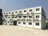 Vorfabriziertes modulares Gebäude-Haus des Stahlkonstruktion-Rahmens
