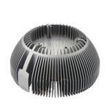 Kundenspezifische Aluminiumlegierung helle Kühler des Druckguss-LED