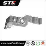Los componentes de máquina de moldeado a presión de zinc para uso industrial.