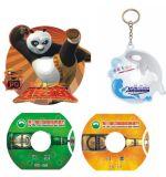 모양 CD/DVD 복제