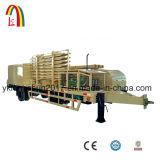 914-610 machine en acier de construction de courbe de toit de type de 240 voûtes