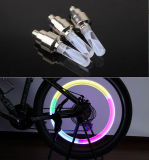 Luz da bicicleta, luzes longas do diodo emissor de luz do tempo