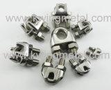 Clip de la corde de fils en acier inoxydable