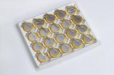 Tipo batterie della moneta delle cellule 3V del tasto della batteria Cr1632
