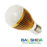 5w het gieten van het LEIDENE Licht van de Bol (BSD-bl-3/5m-g60a-1)