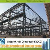 Vertientes de acero del almacenaje del metal del diseño prefabricado