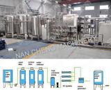 Planta do tratamento da água da osmose reversa