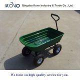 75L Mini Garden Dumper Cart