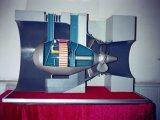 Лампу воды на входе турбины турбокомпрессора