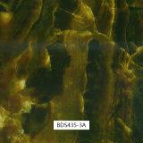 車の部品および毎日の使用Bds435-2Aのための1mの幅の大理石パターン水転送の印刷のフィルム