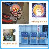 Supersonische Frequentie van het Verwarmen van de Inductie van 30 KW Smeltende Machine