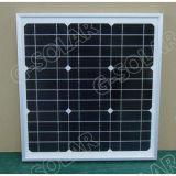 el panel solar de 5W -35W
