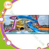 Fiberglas-Wasser-Park-Wasser-Plättchen für Verkauf
