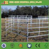 Panneaux galvanisés lourds de frontière de sécurité de bétail de pipe pour la ferme