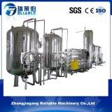 Máquina de tratamiento del sistema de purificación de agua de ósmosis inversa de 5 etapas