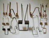 3 ressorts de torsion automatiques de Heli-Coil de commande numérique par ordinateur de haches formant la machine