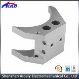 Metal de folha aeroespacial que mmói o CNC que faz à máquina carimbando a parte