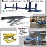 Платформа оборудования гаража в-Земли для тяжелой тележки