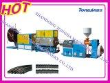 Chaîne de production en plastique de pipe de fibre de carbone de Machine-PE