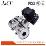 Melhores válvulas de diafragma sanitário populares de aço inoxidável com soldagem