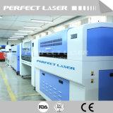 Acrílico de madeira MDF de couro máquina de corte e gravação a laser de CO2