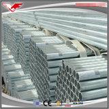 1inch, 1.5inch HDG galvanisierte galvanisiertes Stahlgefäß für Aufbau