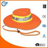 Booney réfléchissant Hat avec réglage de la courroie de cou