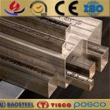 Seção da cavidade do aço inoxidável de Tp316/Tp316L/fabricante retangular da tubulação/câmara de ar