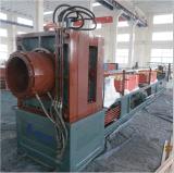 Aço inoxidável 304/316 de mangueira ondulada que dá forma à máquina
