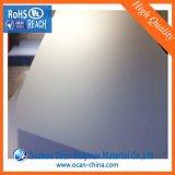 Mircon Hoja de PVC en relieve, 3*4 pies de mate transparente de PVC rígido Silk-Screen hoja para imprimir