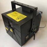 5W RGB Erscheinen-Systems-Stadiums-Lichtprojektor der farbenreiche Animation-PC-gesteuerter Laser-Beleuchtung-/Laser